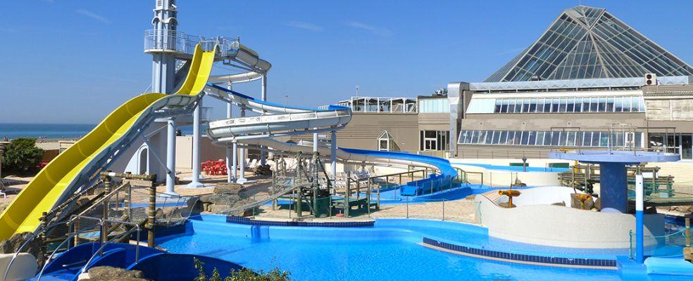 Aqualud, le centre de loisirs parfait pour toute la famille