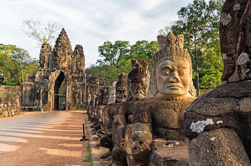 Comment faire du tourisme au Cambodge ?
